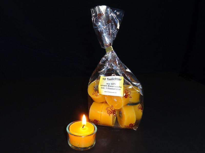 Teelicht - Kerzenset