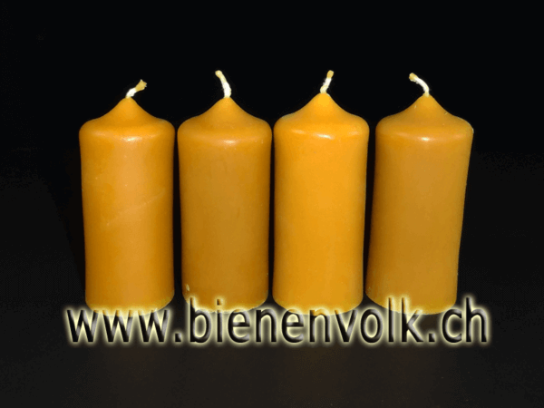 Adventskranzkerzen - Set