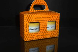 Honig Geschenkbox 2x 250gr