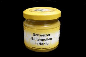 Blütenpollen in Honig, Glas à 125g