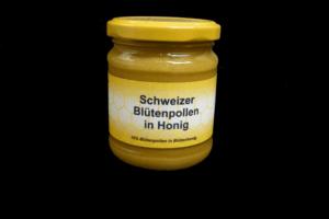 Blütenpollen in Honig, Glas à 250g