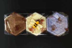Honigseifen im 3er Set